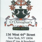 Foto de O'Donoghue's Pub and Restaurant