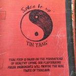 Yin Yang Foto
