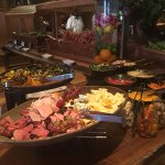 Blue Ridge Artisanal Buffet