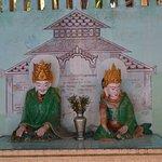 Los antiguos reyes de Pagan (Bagan) en Manuha