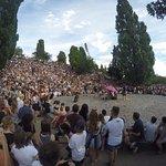 Karaoke en Mauerpark