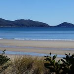 Beautiful Sisters Beach is only an 8-10 minute walk from Eagles Rise (or 2 mins in the car).
