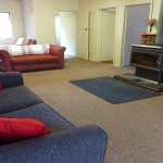 Banksia Cottage at Eagles Rise is spacious and has 3 bedrooms.