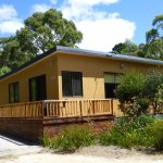 Casuarina Cottage at Eagles Rise, Sisters Beach has 2 bedrooms.
