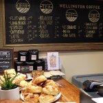 Wellington Coffee Photo