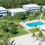 Aerial View of Silver Sands Condos - The Best Beach ...The Best Pool...