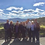 Smith and Schmids on Wine Tour in Napa Valley