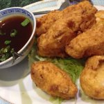 Good deep fried dishes