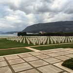 Souda Bay Allied War Cemetery, Souda, Crete, Greece
