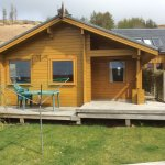 Willow lodge. Two bedrooms. Perfect for a family