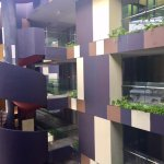 Hotel Exterior - Room Corridors
