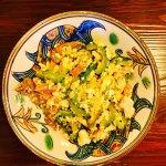 Okinawa-stir fried goya