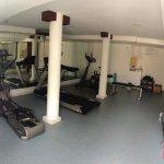 Shady Gym!