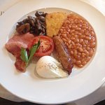 Stingy English breakfast
