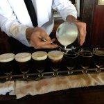 Building Irish coffee