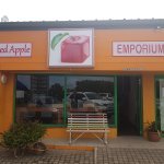 The Red Apple Emporium
