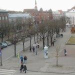 Kuva parvekkelta / A view from the balcony