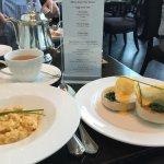 Frühstück mit u.a. tollen Eierspeisen