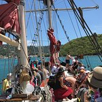 Doubloon Pirate Ships Foto