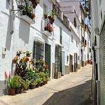 Street in Gaucin