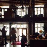 lobby area. very nice