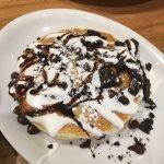 Oreo S'more Pancakes