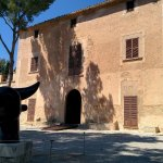 Photo of Pilar and Joan Miro Foundation in Mallorca