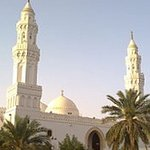 Moschee der beiden Qiblas (Masdschid al-qiblatain) Foto