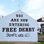 Photo of Free Derry Corner