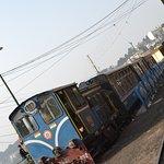 Darjeeling himalayan railway diesel engine