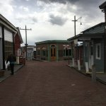"""Old Western """"Town"""" Replica"""