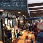 The Gallipot bar and restaurant