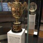 Wimbledon Lawn Tennis Club musuem