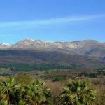 Sierra de Gredos al fondo