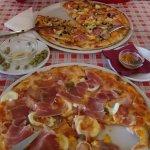 Sabrosas pizzas