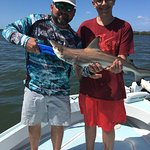 Best fishing trip!!!! Captain Wes rocks! Clean boat knowledgeable captain beautiful time