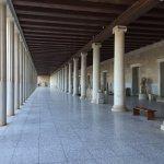 Stoa of Attalos, Athens, Greece