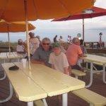 beach shack right on beach.. best spot for sunset or whatever!