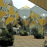Cube Houses, Rotterdam,Holland
