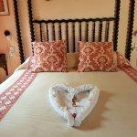 Detalle bienvenida habitación Bouganvillia bis