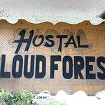 Foto de Hostal Cloud Forest