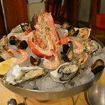 Та самая злосчастная тарелка с морепродуктами