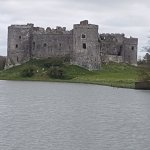 Day out at Carew Castle