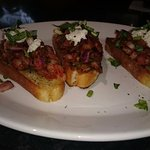 Bruschetta - amazing !!!