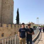 Calahorra Tower Foto