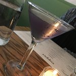 Lavendar Martini
