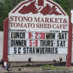 Stono Market and Tomato Shed Cafe
