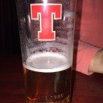 Tennent Beer - great light beer!