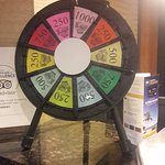 New guests joining BWP rewards program has a chance to win initial points. Spin the wheel.