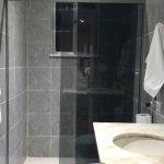 Banheiro do quarto 01